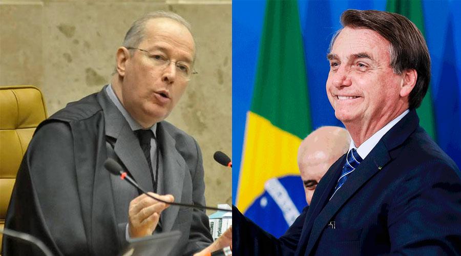Celso de Mello ficou incrédulo com vídeo de reunião de Bolsonaro e ...