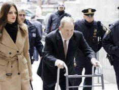 Produtor de Hollywood, Harvey Weinstein é condenado por estupro e pode pegar até 25 anos de prisão