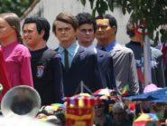 Bonecões de Moro e Bolsonaro são vaiados, enquanto Lula faz sucesso no Carnaval de Olinda