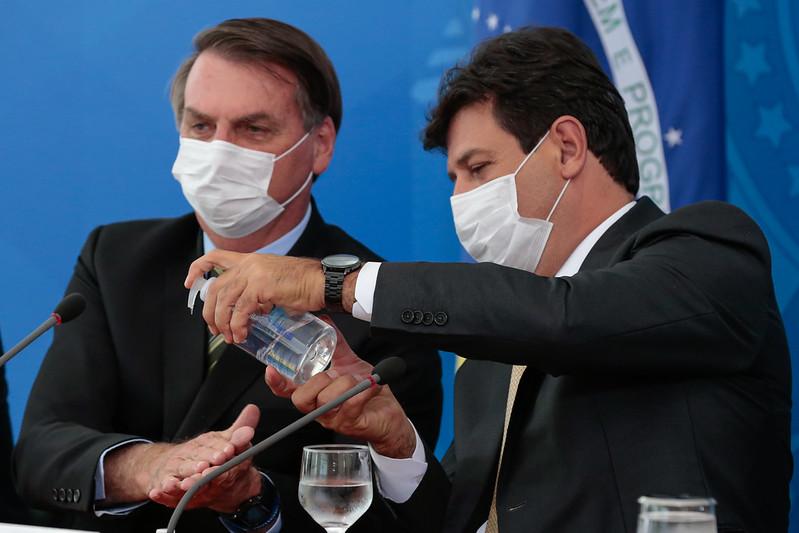 Revista Veja teria conseguido resultado de exame de Bolsonaro para Coronavírus | Revista Fórum