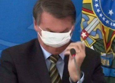 Panelaços voltam a abafar pronunciamento de Bolsonaro