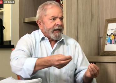 Lula diz que povo pode não esperar até 2022 para tirar Bolsonaro