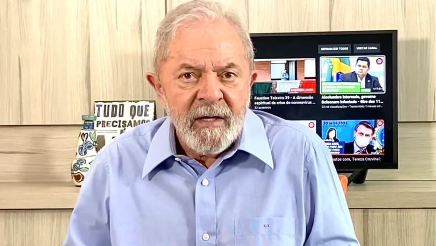 Lula afirma que é possível o PT não ter candidato à presidência em ...