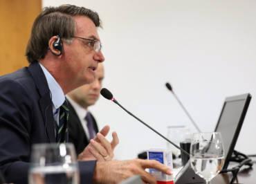 """""""A gente sabe que não está ainda comprovado cientificamente, mas…"""", diz Bolsonaro sobre cloroquina"""