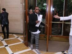 Copacabana Palace fecha e abriga apenas Jorge Ben Jor e executiva que mora no hotel