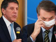 David Uip dá invertida em Bolsonaro: Respeitei seu direito de não revelar diagnóstico. Respeite o meu