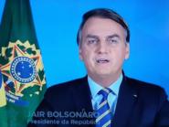 Em novo pronunciamento, Bolsonaro volta a defender a cloroquina contra o coronavírus