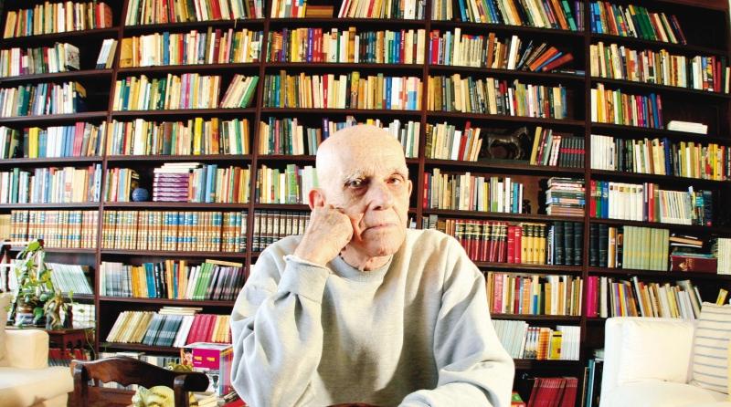 URGENTE: Escritor Rubem Fonseca morre aos 94 anos no Rio de ...