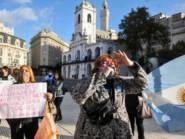 Macristas convocam marcha antiquarentena em Buenos Aires e reúnem cerca de 200 pessoas