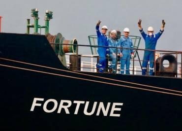 Navio iraniano atraca em porto na Venezuela após tensão com EUA