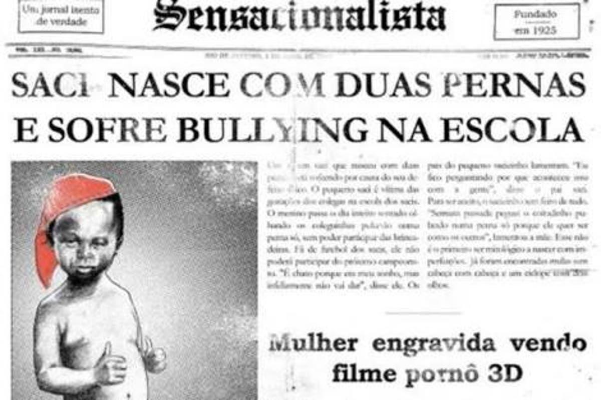 Sem explicações, Facebook ameaça derrubar página do 'Sensacionalista' | Revista Fórum