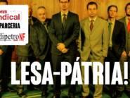 Lava-jato e os crimes contra a soberania Nacional: Petrobras e Odebrecht