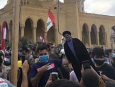 Após explosão e aumento de protestos, primeiro-ministro do Líbano pede demissão