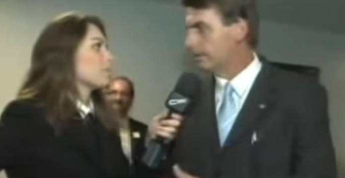 Monica Iozzi desabafa e diz que se arrepende de ter dado voz a Bolsonaro na época do CQC | Revista Fórum