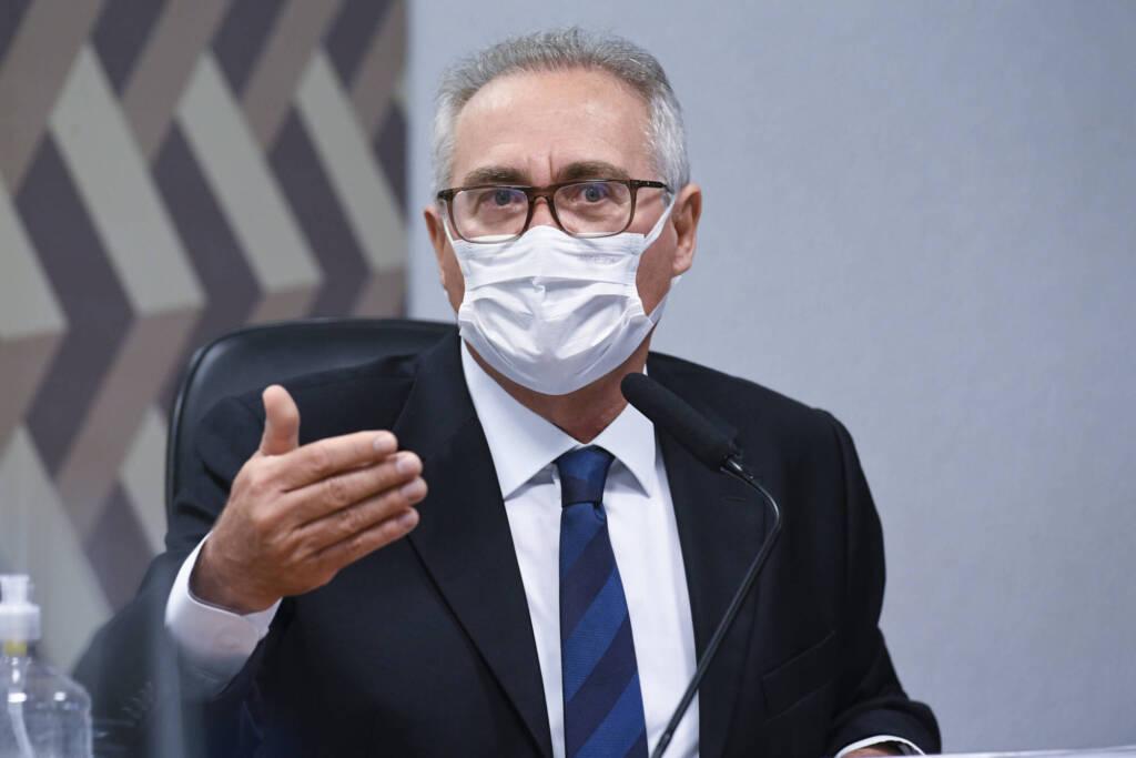 Renan Calheiros relator da CPI