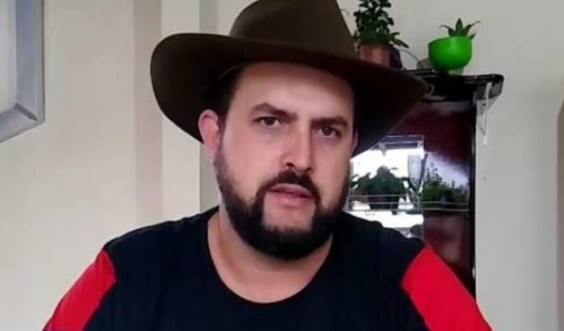 O bolsonarista Zé Trovão