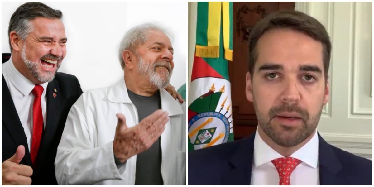 """""""Viagem completa"""": deputado gaúcho desmente matéria usada por Eduardo Leite para se promover thumbnail"""